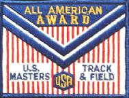 Be a Masters All-American!